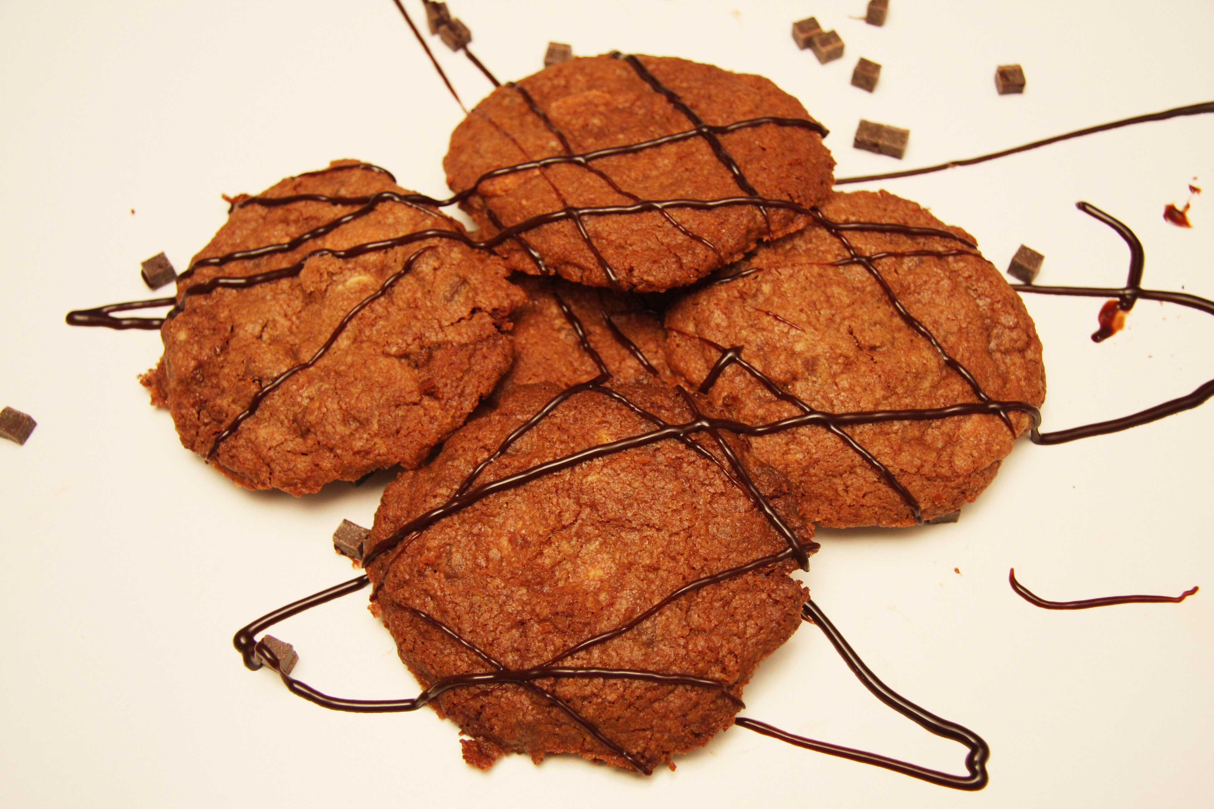 Cookies Triple Chocolate